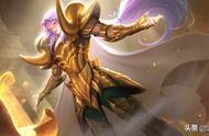 王者荣耀:张良黄金白羊座原画正式官宣,玩家:十位英雄提前预定