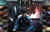LOL:LK纳尔完美大招拍4人难阻DWG拿下赛点,硬实力差距太大