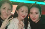 刘亦菲为舒畅庆生,两人因《金粉世家》结缘,16年友谊让人羡慕