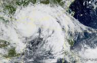 台风韦帕在海南搞出特大暴雨,即将二次登陆!华南还有大风大雨