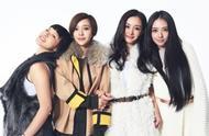 谢依霖怀二胎,郭碧婷大婚,《小时代》四姐妹只有她还单身?