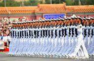 大阅兵回眸:海军方队,携风裹浪受阅来
