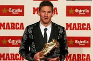 梅西六夺欧洲金靴奖 超C罗两次 盘点两人的十次金靴(上)