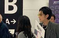 吴亦凡接机潘玮柏,两人即将录制新综艺。