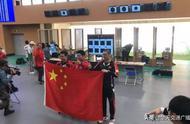 刚刚,武汉军运会首金诞生!中国队首金
