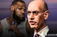 杨毅直播爆猛料,詹姆斯当面怒怼肖华!禁播NBA损失最大还得是他
