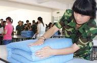 为什么部队要把被子叠成豆腐块?老兵告诉你:叠被子就是训练!