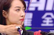 全能偶像宋茜射箭一举双十环,堪比专业选手,你被圈粉了吗?