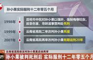 被查重要关系人增至20人!云南省高院依法对孙小果案启动再审!