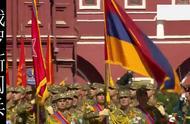 俄罗斯红场阅兵-印度让人好尴尬,中国霸气压轴
