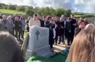爱尔兰男子为自己葬礼提前准备了一段录音,让人笑着笑着就流泪了