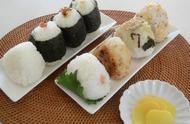 制作好吃又好看的日式三角饭团