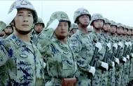 中国军队阅兵仪式,网友:我的强迫症都是他们惯的!