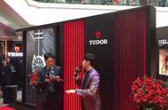#周杰伦广州#TUDOR帝舵广州天河形象店开幕,全场唱歌呼叫