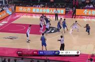 0.1秒后场超远三分绝杀,深圳队贺希宁创造CBA绝杀距离记录了!