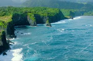 一分钟带你看遍夏威夷的美好风光,见识就是人间仙境!