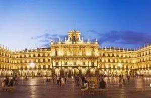 马德里马约尔广场,四百年的传奇