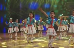 儿童节日舞蹈《为梦想时刻准备着》幼儿园小朋友们的六一文艺汇演