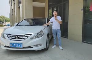 6万元买了台现代索纳塔八,没想到是调表车。