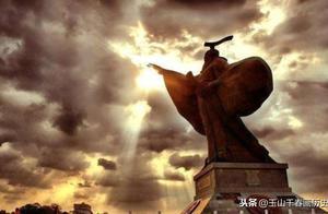 汉武帝临终前,看了一眼爱妃,叹气道:太美了,赐死吧