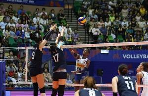 燃爆了!世联赛中国女排3-2惊天逆转意大利女排