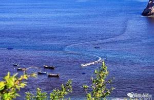 在中国十大最美海岛南麂岛,遇见最美的夏天