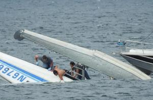 美国阿拉斯加水上飞机失事,出事机型一周前曾发生致命事故