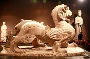 石辟邪:洛阳博物馆的镇馆之宝,曾在纽约展出受到外国人的关注