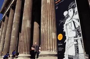 精灵宝可梦和七龙珠走进了大英博物馆