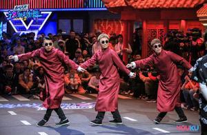 《这!就是街舞》第二季播出,热血街舞团却毫无动静?差距有点大
