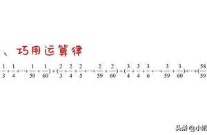 初一数学专题,有理数的10个简便运算技巧,培优习题精练