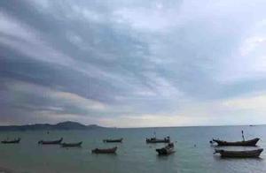 葫芦岛的天空所迷惑而不能自拔,一望无际的千里眼