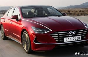 国产车设计超过了韩系车?看看全新十代索纳塔,最帅B级车