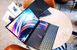 华硕发布包含两块4K屏幕的ZenBook Pro Duo笔记本