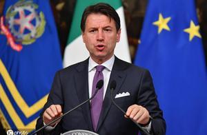 意大利总理孔特威胁执政联盟:再内讧我就辞职