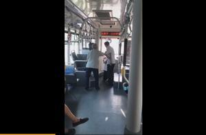 公交司机下跪道歉,公交公司回应:车速比较快,未获谅解心里委屈