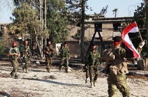 叙叛军连丢三座重镇,背后金主被彻底激怒,下令不惜伤亡击败叙俄