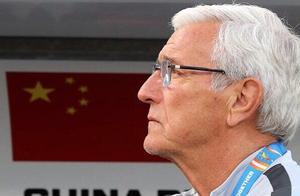 中国足协为40强赛突围下血本!只给里皮一年合同,即将热身弱队