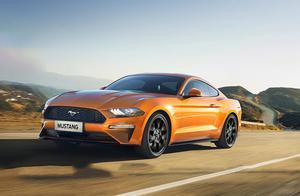 57.68万圆你自然吸气V8梦,不是所有Mustang都叫