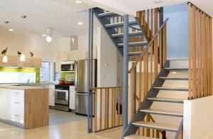 家有小孩的不建议装这样的楼梯,既不实用又有安全隐患