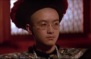 末代皇帝:皇上被迫娶了皇后,不料揭开盖头,皇上看的目不转睛