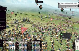 这可能是最还原古代战场的游戏了,一将功成万骨枯,攻城略地悲壮