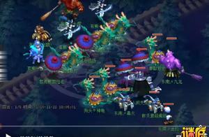 梦幻西游:召唤兽迭代后的人间大炮成名战,都变年轻了更搞笑了!
