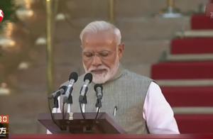 成功连任!莫迪宣誓就任印度新政府总理,内阁成员名单也已经公布