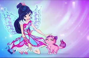 魔法俏佳人:缪莎及时救下了欧兰多和奇异猫