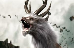 四不像对战黑豹场面真激烈,四不像不愧是百兽之王,直接秒杀黑豹