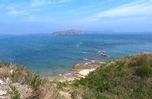东北著名的度假海岛,这么多的无人海滩,一个人独占整片海