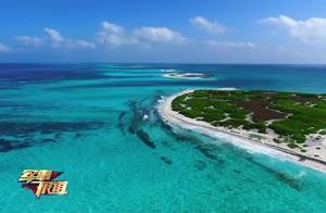 新战士第一次踏上美丽的永兴岛,一望无际的南海引发了畅想!