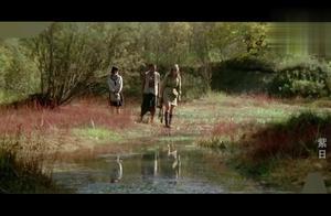 《紫日》难得的抗战佳片,杨玉福救秋叶子这段还真是脑洞大开