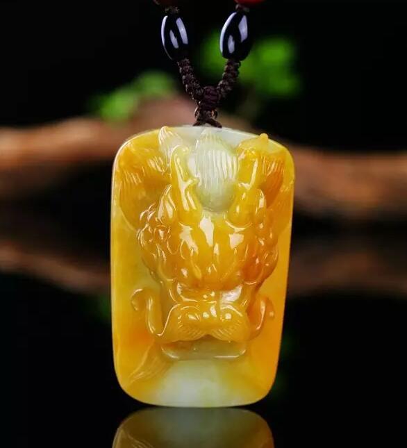 黄翡翠之王中王